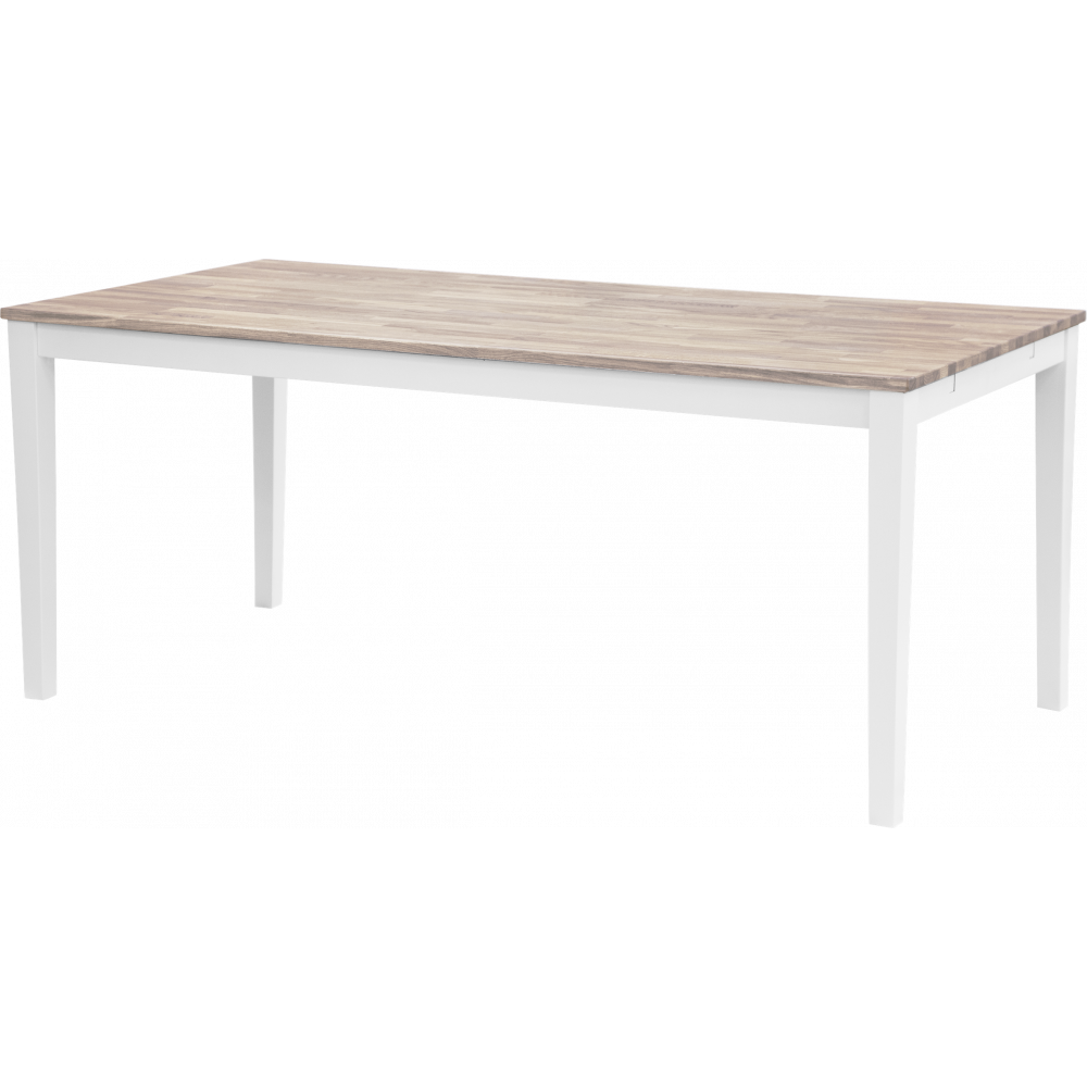 Marble grå marmor/krom soffbord 90x90