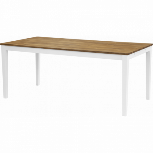 Arling matbord 90x180 inkl. 6st Sally Stolar