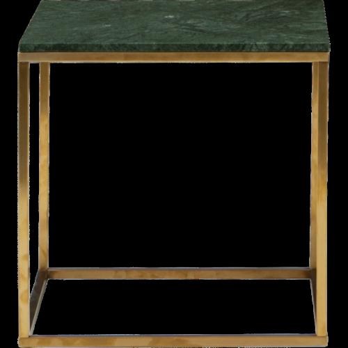 Marble Lampbord 50 Grön/mässing