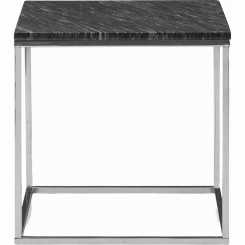 Marble Lampbord 50 Grå/krom