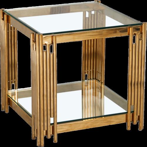 Prato Lampbord 50 Glas/Guld
