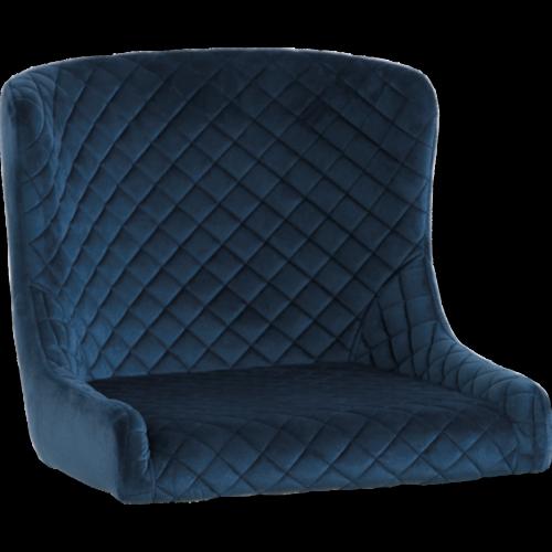 Hamilton Stol Royal Blue 2-pack